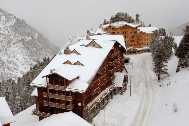 VakantiehuisFrankrijk - Noord Alpen: Chalet Altitude Arc 2000 3  [1]