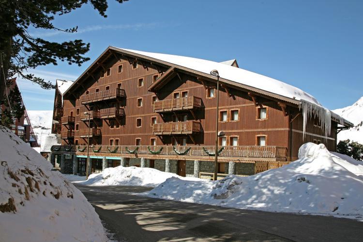 VakantiehuisFrankrijk - Noord Alpen: Chalet Altitude Arc 2000 3  [2]