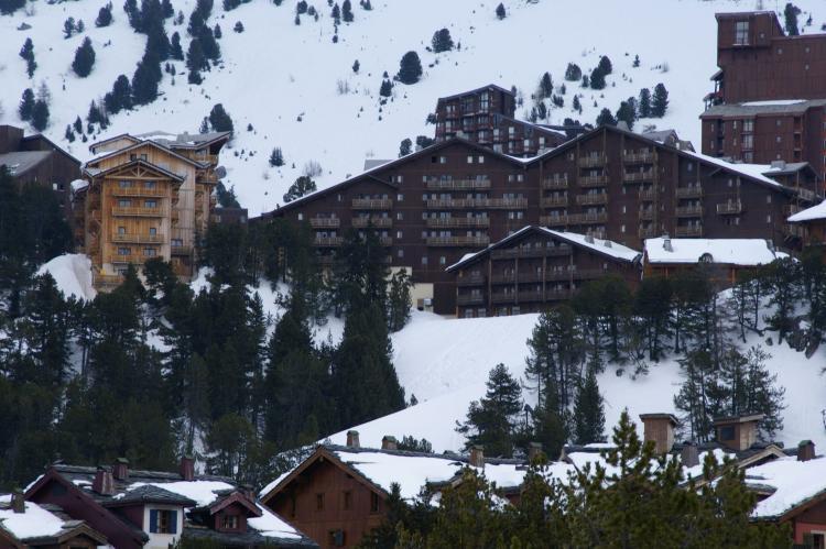 VakantiehuisFrankrijk - Noord Alpen: Chalet Altitude Arc 2000 3  [4]