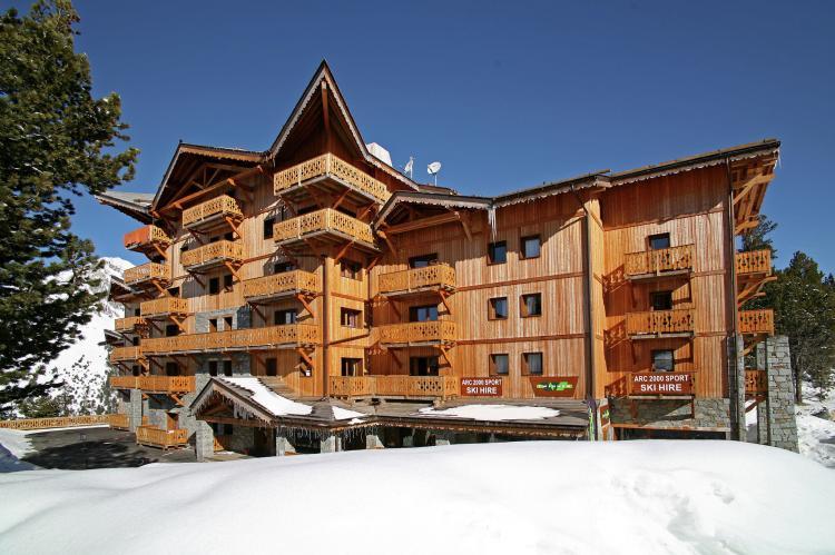 VakantiehuisFrankrijk - Noord Alpen: Chalet de L'Ours 3  [2]
