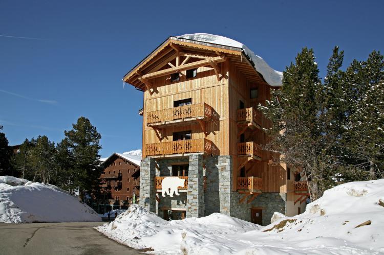 VakantiehuisFrankrijk - Noord Alpen: Chalet de L'Ours 3  [4]