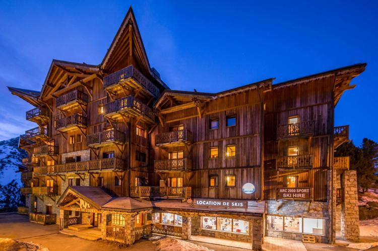 VakantiehuisFrankrijk - Noord Alpen: Chalet de L'Ours 3  [21]