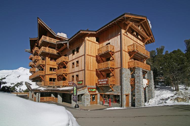 VakantiehuisFrankrijk - Noord Alpen: Chalet de L'Ours 3  [1]