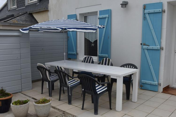 Holiday homeFrance - Brittany: Contre Vents et Marées  [25]