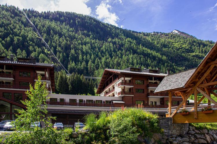Holiday homeFrance - Northern Alps: Resort les Portes du Mont Blanc 2  [1]