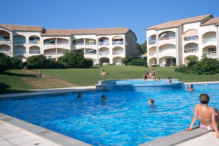 Holiday homeFrance - Atlantic Coast: Residence Open Sud 3  [14]