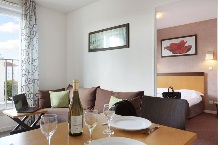 Holiday homeFrance - Rhône-Alpes: Appart'hôtel Bioparc 1  [9]