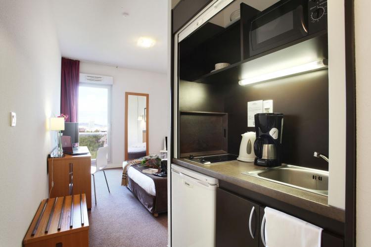 Holiday homeFrance - Rhône-Alpes: Appart'hôtel Bioparc 2  [12]