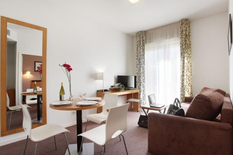 Holiday homeFrance - Rhône-Alpes: Appart'hôtel Bioparc 2  [11]