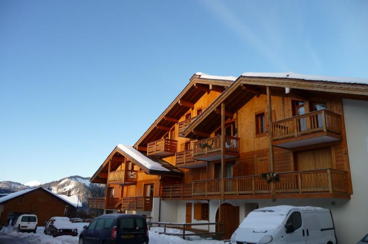 Holiday homeFrance - Northern Alps: Résidence Les Belles Roches 2  [6]