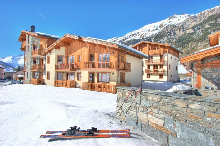 VakantiehuisFrankrijk - Noord Alpen: Les Balcons de Val Cenis Village 4  [3]