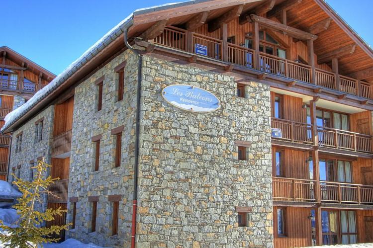 FerienhausFrankreich - Nördliche Alpen: Les Balcons de La Rosière 1  [2]