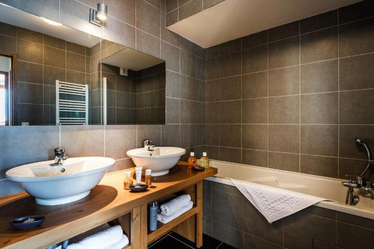 Holiday homeFrance - Northern Alps: Residence Le Roc Belle Face 1  [10]