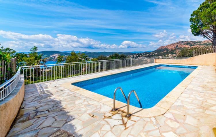 VakantiehuisFrankrijk - Provence-Alpes-Côte d'Azur: Domaine de la Bastide d'Agay  [1]