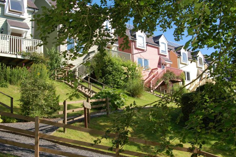 VakantiehuisGroot-Brittannië - : Cheviot  [1]