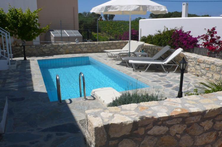VakantiehuisGriekenland - Kreta: Villa Pelagia  [4]