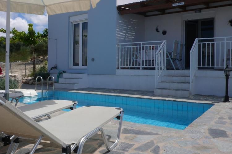 VakantiehuisGriekenland - Kreta: Villa Pelagia  [3]