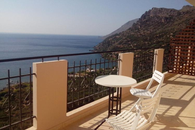 Holiday homeGreece - Crete: Seaview Studio 1  [1]