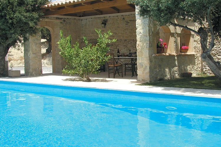 VakantiehuisGriekenland - Kreta: Villa Despoina  [8]
