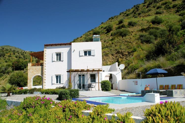 VakantiehuisGriekenland - Kreta: Villa Eleni  [1]