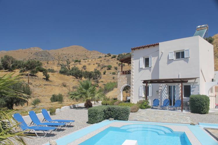 VakantiehuisGriekenland - Kreta: Villa Eleni  [3]