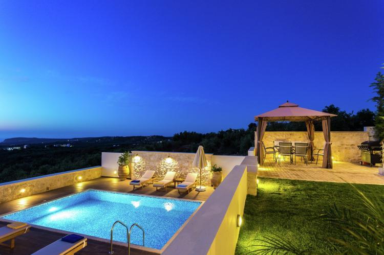 VakantiehuisGriekenland - Kreta: Villa Barbara  [8]