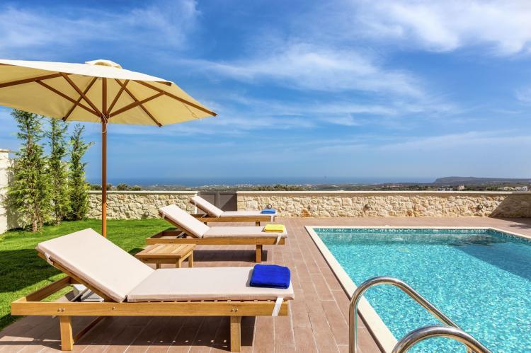 VakantiehuisGriekenland - Kreta: Villa Barbara  [3]