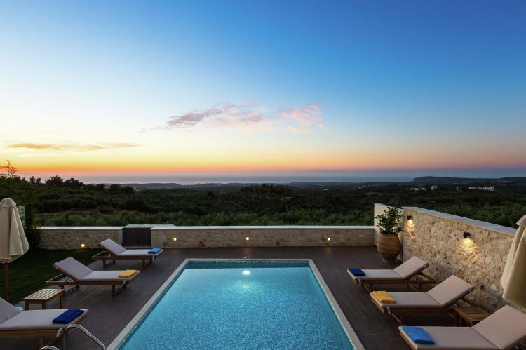 VakantiehuisGriekenland - Kreta: Villa Barbara  [32]