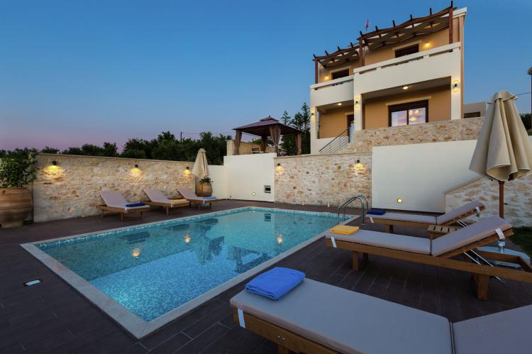 VakantiehuisGriekenland - Kreta: Villa Barbara  [4]