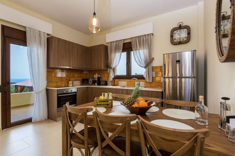 VakantiehuisGriekenland - Kreta: Villa Barbara  [13]