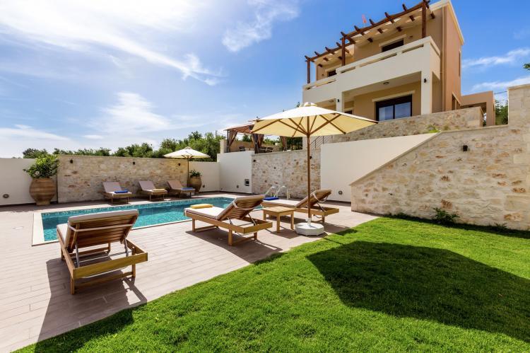 VakantiehuisGriekenland - Kreta: Villa Barbara  [27]