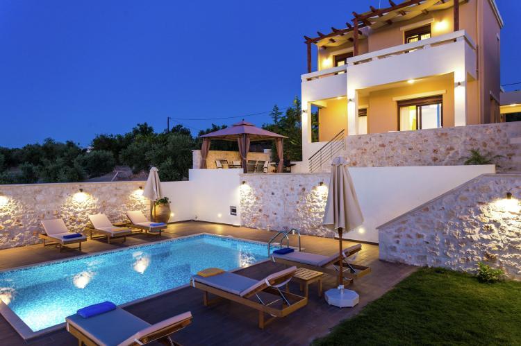 VakantiehuisGriekenland - Kreta: Villa Barbara  [1]