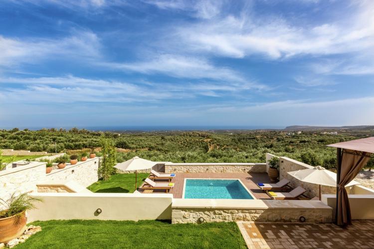 VakantiehuisGriekenland - Kreta: Villa Barbara  [28]