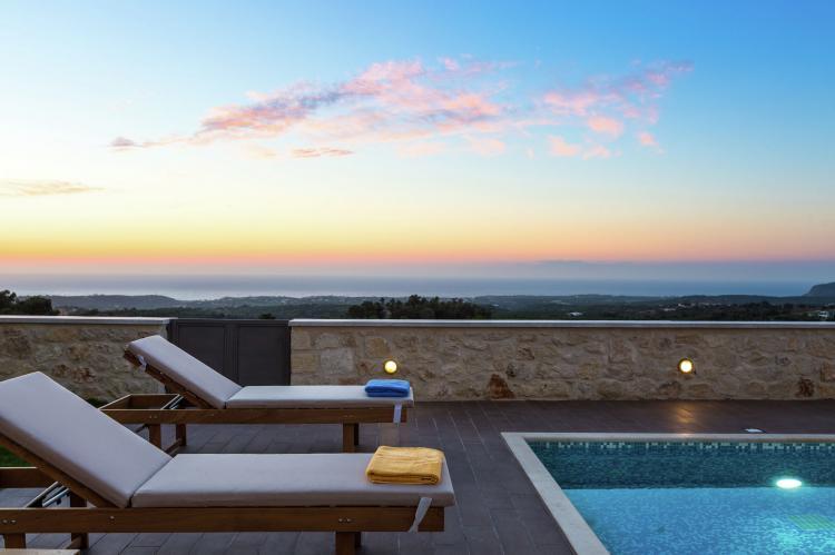 VakantiehuisGriekenland - Kreta: Villa Barbara  [5]