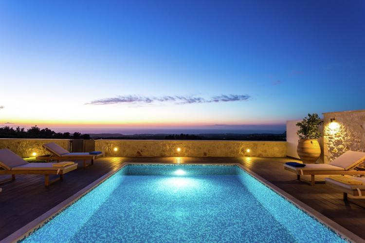 VakantiehuisGriekenland - Kreta: Villa Barbara  [6]