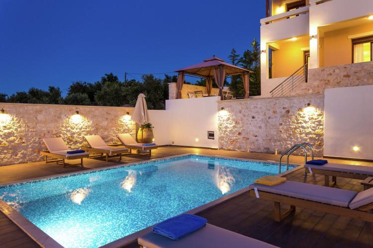 VakantiehuisGriekenland - Kreta: Villa Barbara  [7]