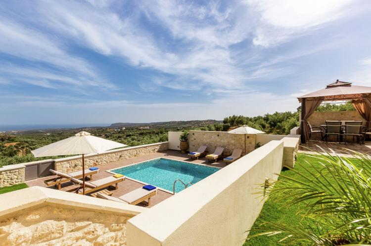 VakantiehuisGriekenland - Kreta: Villa Barbara  [26]