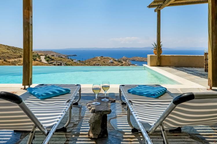 VakantiehuisGriekenland - Athene: Silver Moon Villa  [8]