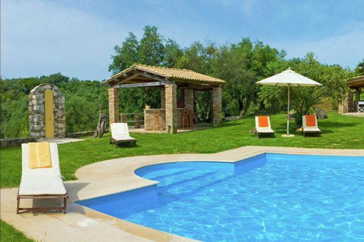 VakantiehuisGriekenland - Corfu: Villa Exclusive  [9]