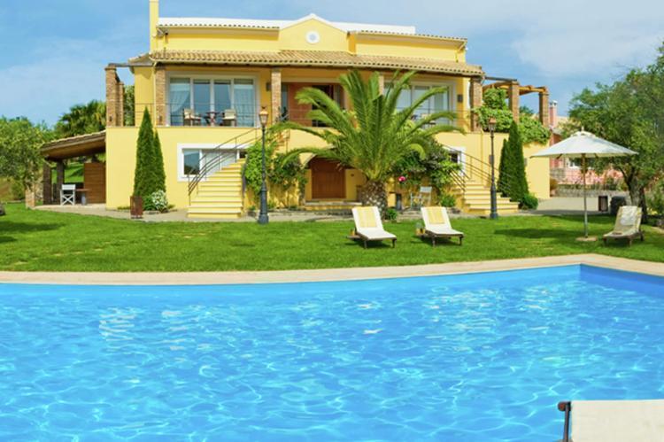 VakantiehuisGriekenland - Corfu: Villa Exclusive  [1]