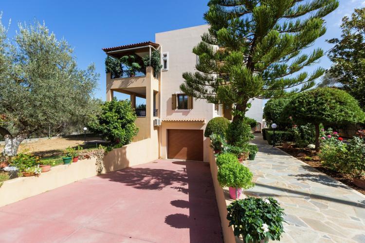 VakantiehuisGriekenland - Kreta: Romantic Apartment  [12]