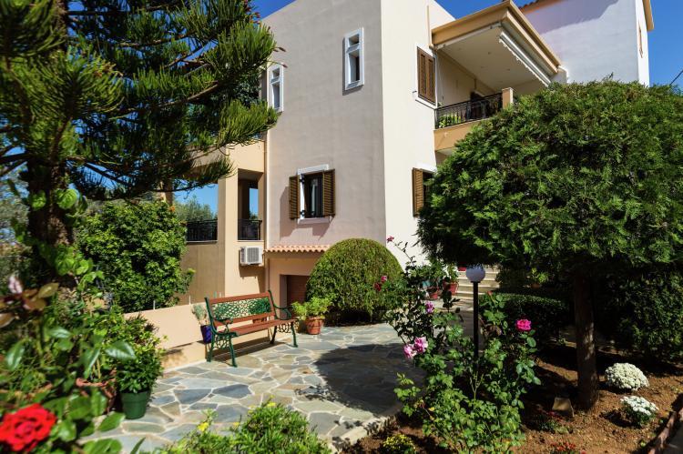 VakantiehuisGriekenland - Kreta: Romantic Apartment  [30]