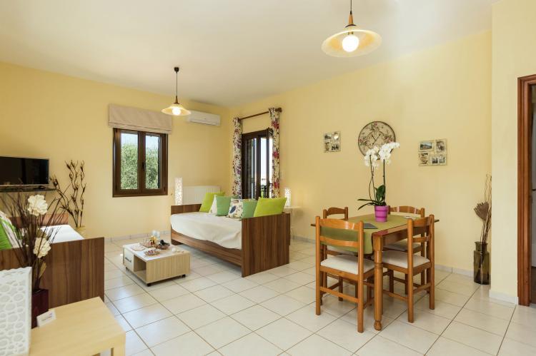 VakantiehuisGriekenland - Kreta: Romantic Apartment  [15]