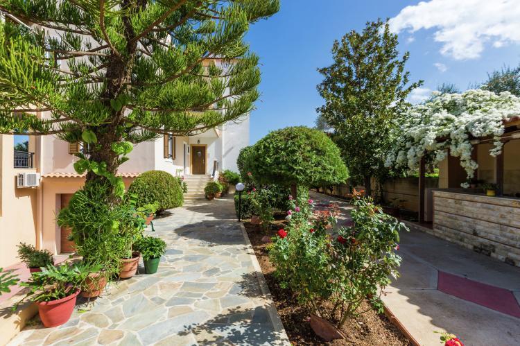 VakantiehuisGriekenland - Kreta: Romantic Apartment  [6]