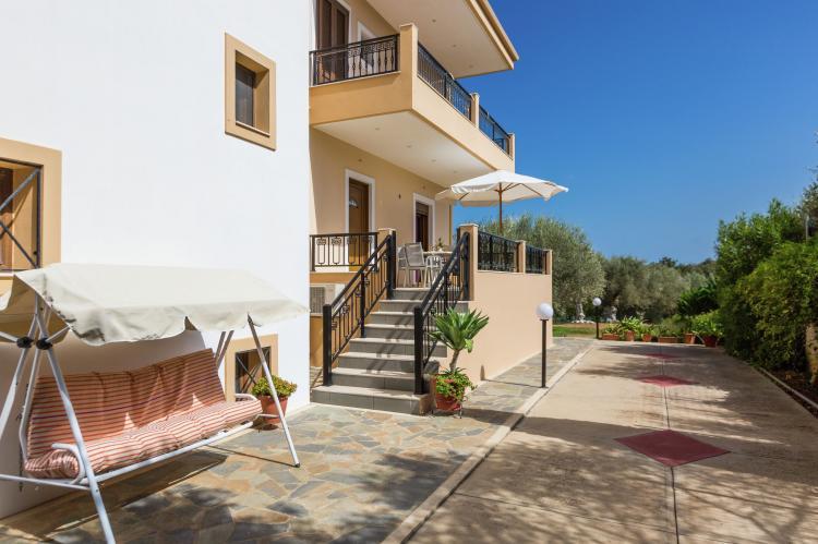 VakantiehuisGriekenland - Kreta: Romantic Apartment  [5]
