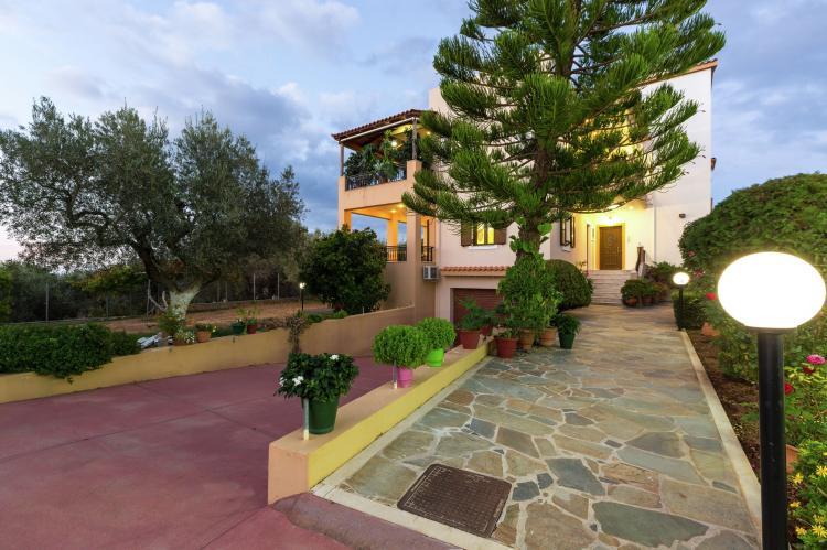 VakantiehuisGriekenland - Kreta: Romantic Apartment  [11]