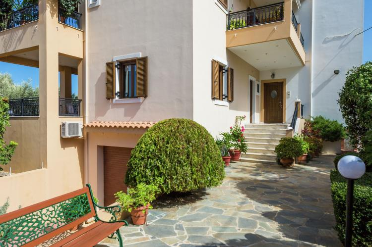 VakantiehuisGriekenland - Kreta: Romantic Apartment  [4]