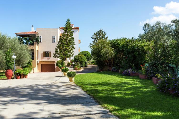 VakantiehuisGriekenland - Kreta: Romantic Apartment  [2]