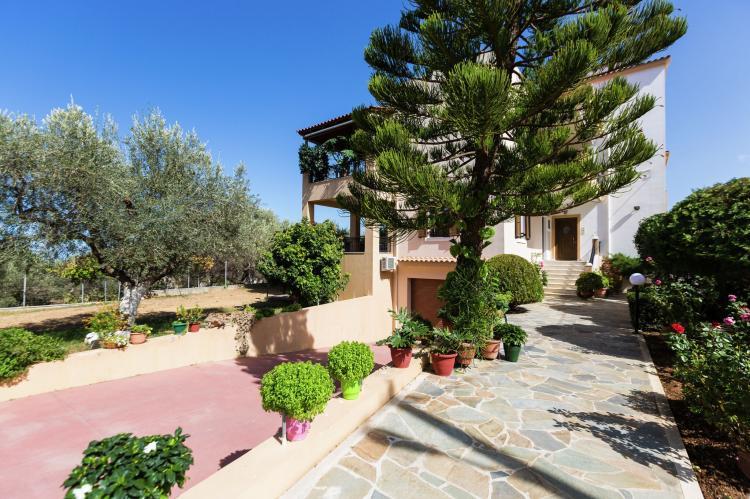 VakantiehuisGriekenland - Kreta: Romantic Apartment  [29]