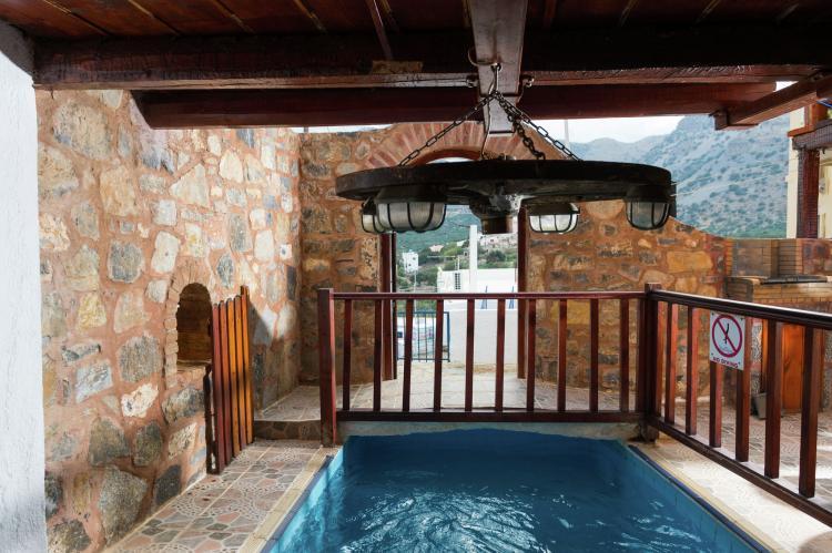 Holiday homeGreece - Crete: House of Monastery  [4]
